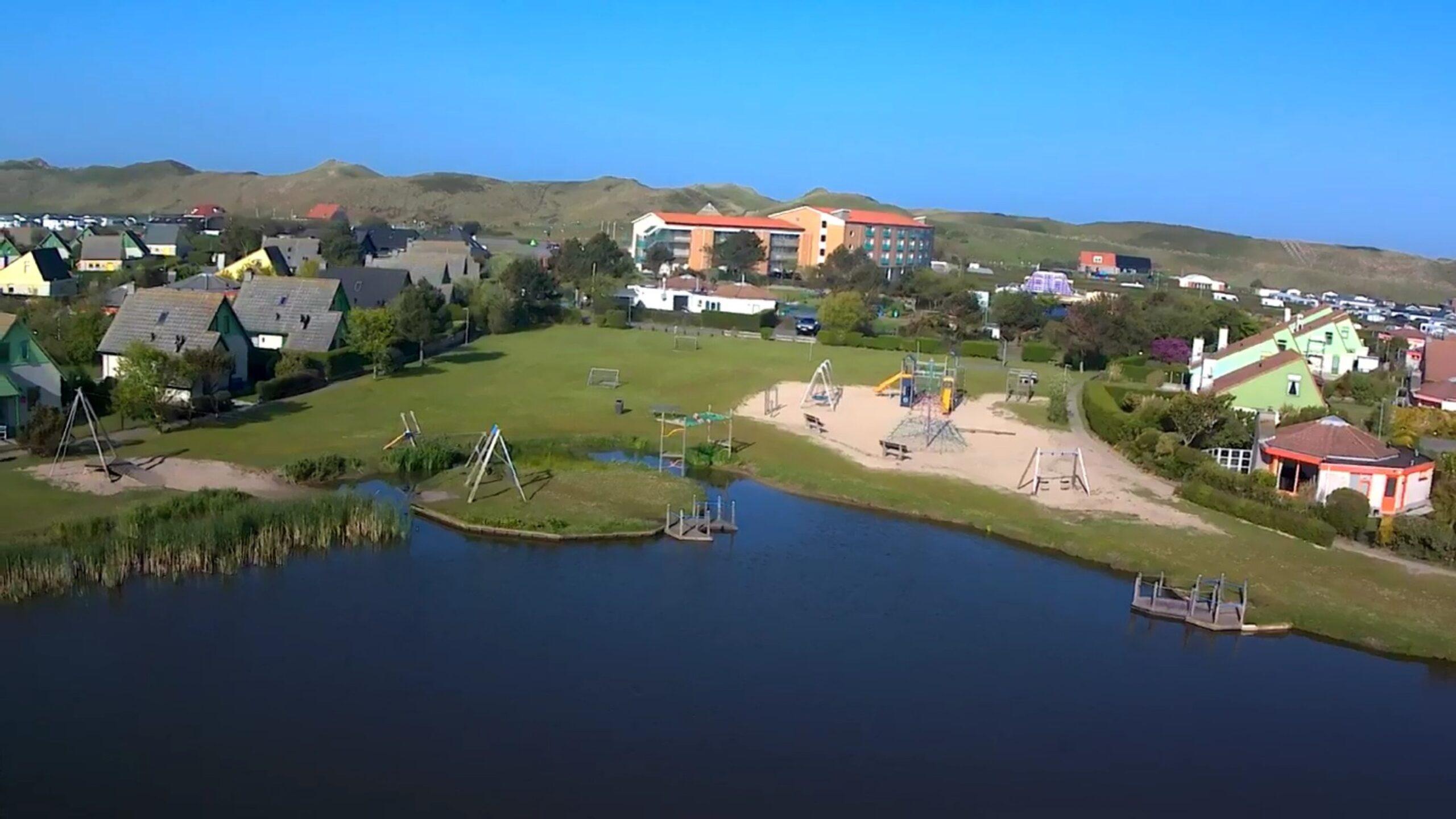 Luftbild Ferienpark Strandslag